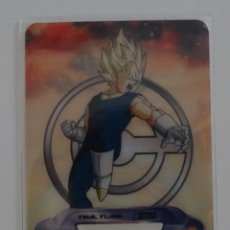 Trading Cards: CROMO LAMINCARD (Nº 118) - EDIBAS DRAGON BALL Z NEW EDITION SUPER 3D. Lote 288006348