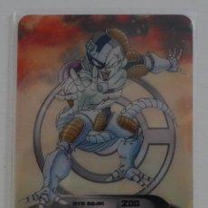 Trading Cards: CROMO LAMINCARD (Nº 117) - EDIBAS DRAGON BALL Z NEW EDITION SUPER 3D. Lote 288006408