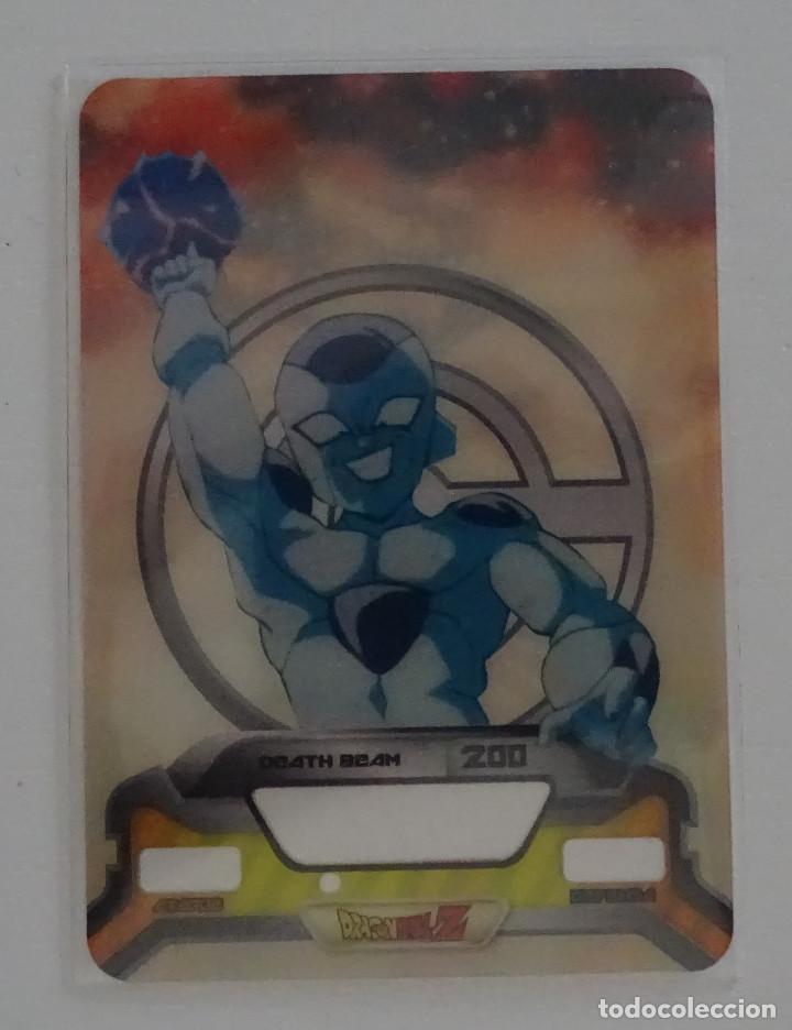 CROMO LAMINCARD (Nº 112) - EDIBAS DRAGON BALL Z NEW EDITION SUPER 3D (Coleccionismo - Cromos y Álbumes - Trading Cards)