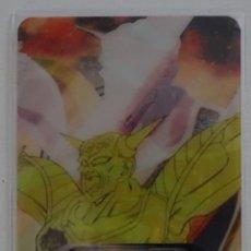 Trading Cards: CROMO LAMINCARD (Nº 104) - EDIBAS DRAGON BALL Z NEW EDITION SUPER 3D. Lote 288006823
