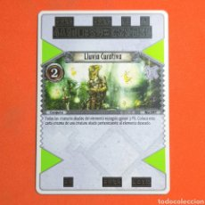 Trading Cards: (55.16) CARTA - THE EYE OF JUDGMENT - N°097 LLUVIA CURATIVA. Lote 288098658