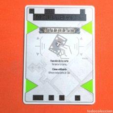 Trading Cards: (55.16) CARTA - THE EYE OF JUDGMENT - CARTA DE CANCELACIÓN. Lote 288099843