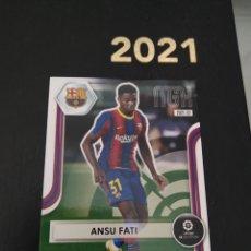 Trading Cards: ANSU FATI ROOKIE EVOLUTION MGK 2021 2022. Lote 288468948