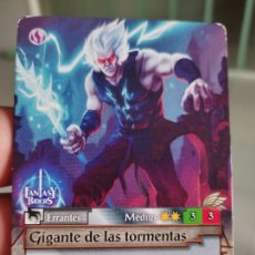 Trading Cards: FANTASY RIDERS 2019 TRADING CARD NUM 353 PANINI. Lote 288970438