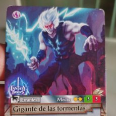 Trading Cards: FANTASY RIDERS 2019 TRADING CARD NUM 353 * PANINI. Lote 288970543
