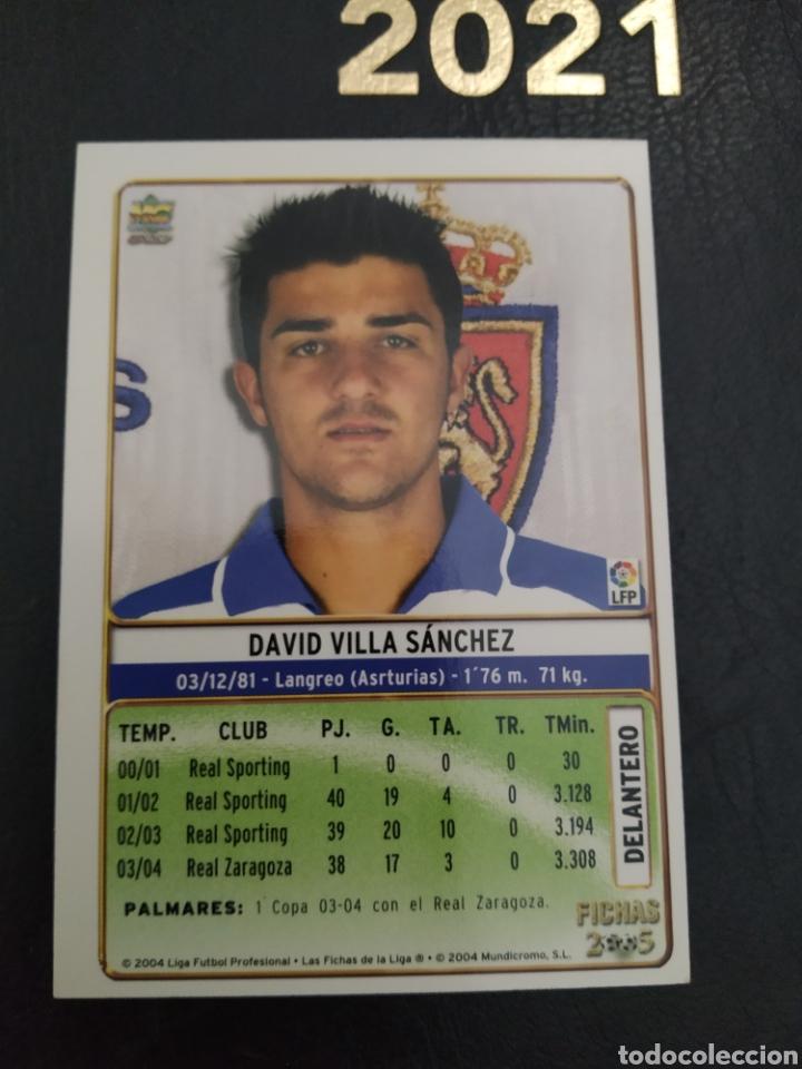 Trading Cards: Villa 2005 Mundicromo - Foto 2 - 289341048