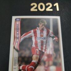 Trading Cards: TORRES 2005 MUNDICROMO. Lote 289341228