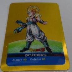 Trading Cards: CROMO LAMINCARD (Nº 26) - EDIBAS MUNDICROMO DRAGON BALL Z SERIE ORO (DORADA). Lote 290089613