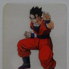 Trading Cards: CROMO LAMINCARD (Nº 31) - EDIBAS DRAGON BALL Z SUPER SAIYAN. Lote 290092218