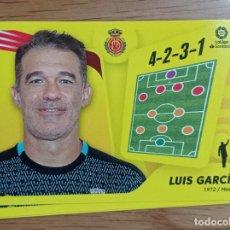 Trading Cards: CROMO FUTBOL ENTRENADORES - LIGA ESTE 2021 2022 21/22. Lote 290117073