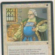 Trading Cards: MTG MAGIC THE GATHERING ICATIAN MONEYCHANGER SUMMON TOWNSFOLK CARD NAIPE CROMO M. Lote 290146128
