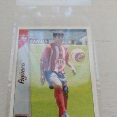 Trading Cards: AGÜERO ROOKIE LAS FICHAS DE LA LIGA 2007. Lote 291509378