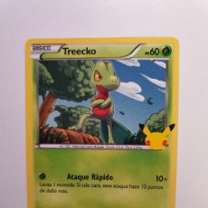 Trading Cards: CARTA POKEMON - MCDONALD'S 25 ANIVERSARIO MCDONAL MC DONALD MCDONALS -- Nº 3 TREECKO. Lote 294434453