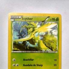 Trading Cards: CARTA TRADING CARDS POKÉMON - 2012 - SCYTHER 7/149. Lote 294580288