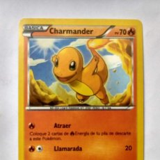Trading Cards: CARTA TRADING CARDS POKÉMON - 2012 - CHARMANDER 18/149. Lote 294580748