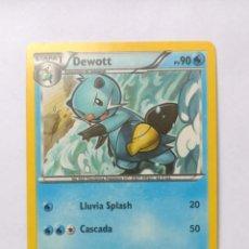 Trading Cards: CARTA TRADING CARDS POKÉMON - 2012 - DEWOTT 40/149. Lote 294765043