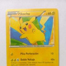 Trading Cards: CARTA TRADING CARDS POKÉMON - 2012 - PIKACHU 50/149. Lote 294806958