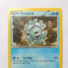 Trading Cards: CARTA TRADING CARDS POKÉMON - 2012 - DELIBIRD 46/149. Lote 294808418