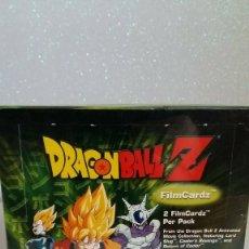 Trading Cards: DRAGONBALL Z FILMCARDZ TRADING CARDS CAJA SELLADA. Lote 294828478