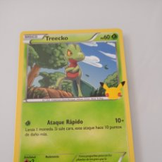 Trading Cards: 3 TREECKO POKEMON MC DONALD ANIVERSARIO. Lote 294835013