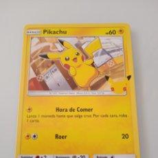 Trading Cards: 25 PIKACHU POKEMON MC DONALD ANIVERSARIO. Lote 294836728