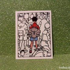 Trading Cards: CROMO TINTIN Nº 48 ÁLBUM PANINI 1989. Lote 295482883