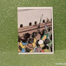 Trading Cards: CROMO TINTIN Nº 28 ÁLBUM PANINI 1989. Lote 295483033
