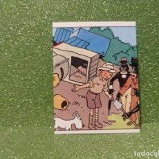 Trading Cards: CROMO TINTIN Nº 34 ÁLBUM PANINI 1989. Lote 295483203