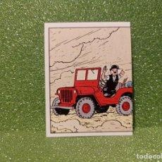 Trading Cards: CROMO TINTIN Nº 191 ÁLBUM PANINI 1989. Lote 295483293