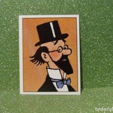 Trading Cards: CROMO TINTIN Nº 9 ÁLBUM PANINI 1989. Lote 295483518