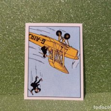 Trading Cards: CROMO TINTIN Nº 55 ÁLBUM PANINI 1989. Lote 295483753