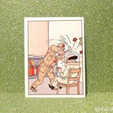 Trading Cards: CROMO TINTIN Nº 102 ÁLBUM PANINI 1989. Lote 295484093