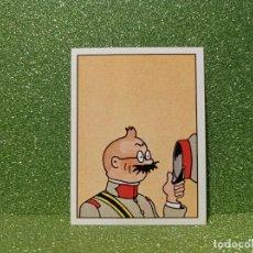Trading Cards: CROMO TINTIN Nº 144 ÁLBUM PANINI 1989. Lote 295484148