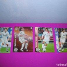 Trading Cards: SERGIO RAMOS. MEGACRACKS MEGA ESTRELLAS 2005/2006. Lote 296706108