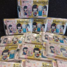 Trading Cards: KIMMIDOLL COLLECTION ™ / PANINI / LOTAZO DE 14 BLISTERS SIN ABRIR / EN TOTAL 588 CROMOS.. Lote 297183508