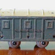 Trenes Escala: VAGON DE MERCANCIAS. Lote 6504617