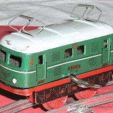 Trenes Escala: LOCOMOTORA DE CUERDA . Lote 12270275