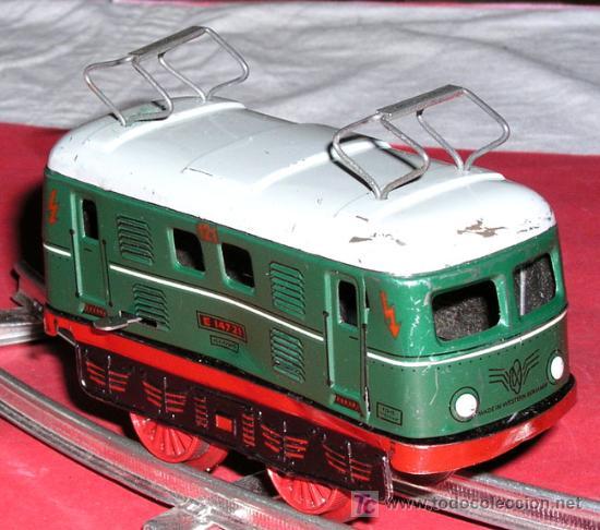 Trenes Escala: LOCOMOTORA DE CUERDA - Foto 3 - 12270275