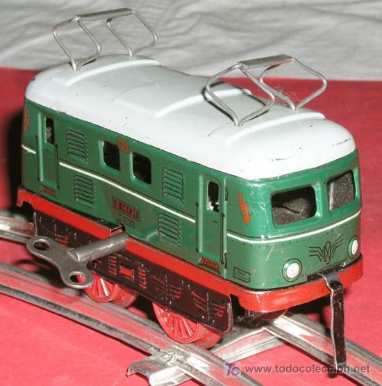 Trenes Escala: LOCOMOTORA DE CUERDA - Foto 4 - 12270275
