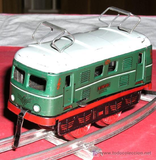 Trenes Escala: LOCOMOTORA DE CUERDA - Foto 5 - 12270275