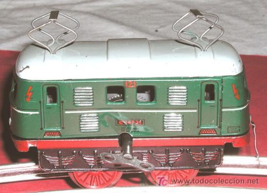 Trenes Escala: LOCOMOTORA DE CUERDA - Foto 6 - 12270275