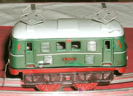 Trenes Escala: LOCOMOTORA DE CUERDA - Foto 7 - 12270275