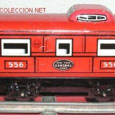 Trenes Escala: VAGON DE COLA. Lote 6504596
