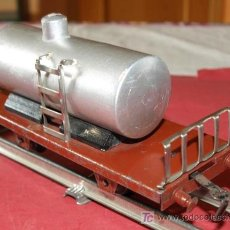 Trenes Escala: VAGON CISTERNA. Lote 10335158