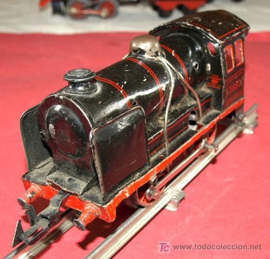 Trenes Escala: LOCOMOTORA DE CUERDA - Foto 2 - 12479835