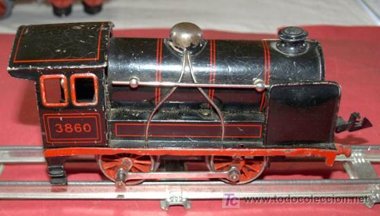 Trenes Escala: LOCOMOTORA DE CUERDA - Foto 3 - 12479835