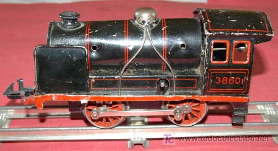 Trenes Escala: LOCOMOTORA DE CUERDA - Foto 4 - 12479835