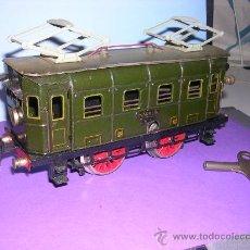 Trenes Escala: LOCOMOTORA MARKLIN RS 900 A CUERDA (1942) FUNCIONANDO. Lote 27614369