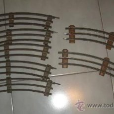 Trenes Escala: 7 VÍAS CURVAS,BING(ALEMANIA),ESC.0,AÑOS 30. Lote 22956208