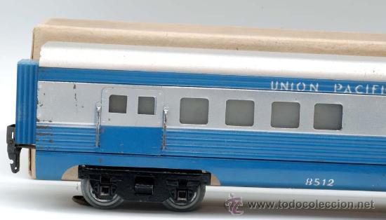 Trenes Escala: Vagon portaequipajes tipo americano 4 ejes Josfel años 40 - Foto 2 - 25483950